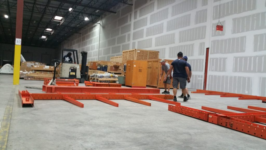 warehouse moving