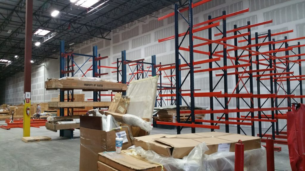 Moved Warehouse