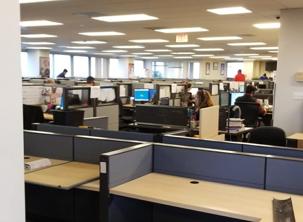 Cubical Moved in Miami