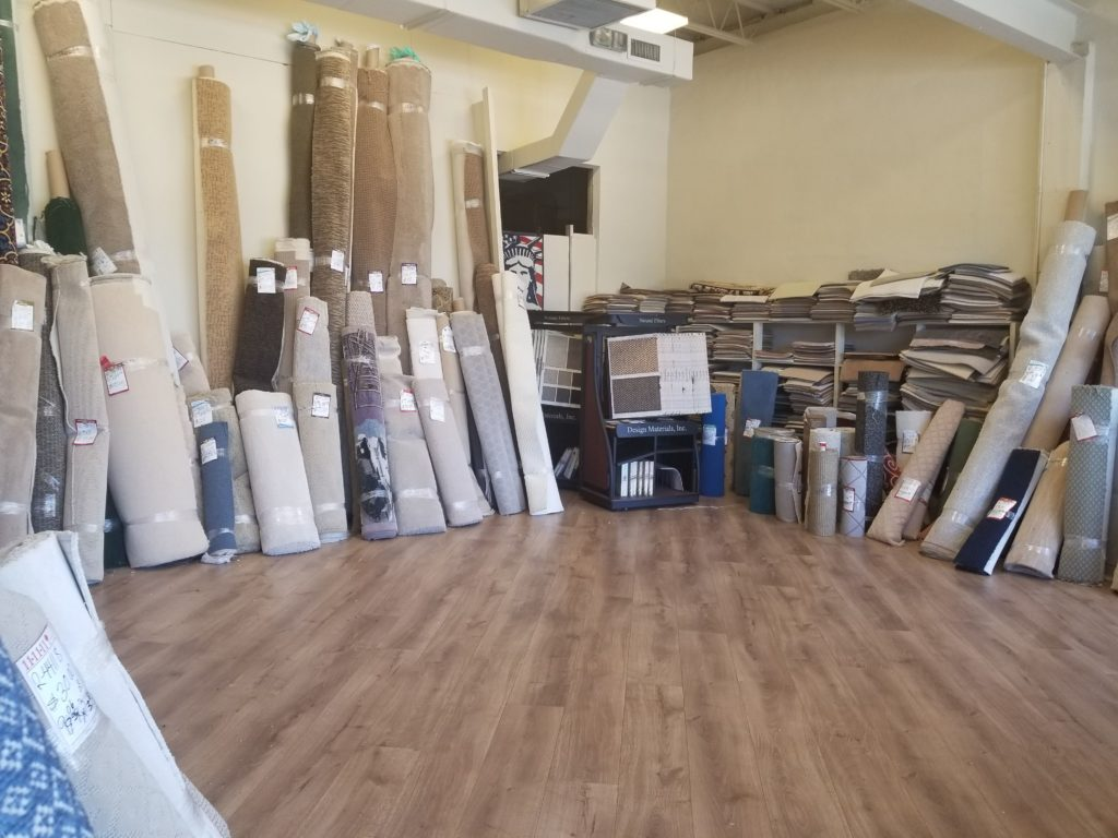 carpet and tile moving company