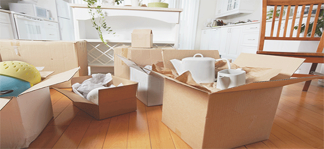 Commercial Moving Service