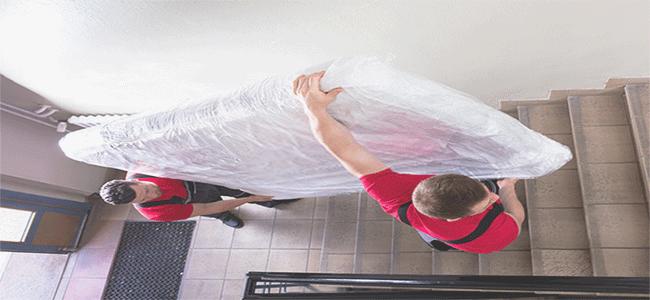 moving mattress