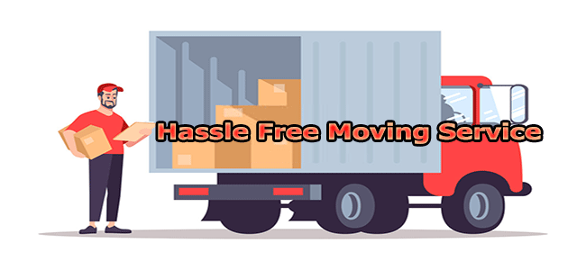 hassle free moving service