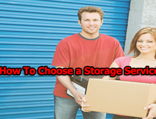 How to Choose From Storage Options?
