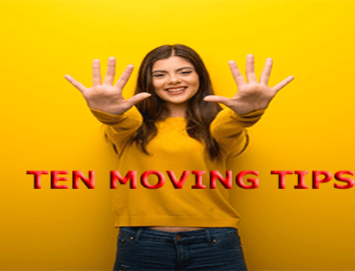 Top Ten Moving Hacks For You!