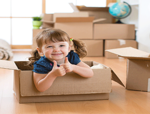Lessen the Trauma of Moving for Your Child/Children…