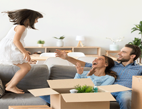 How to Handle Your Child/Children After a Move….