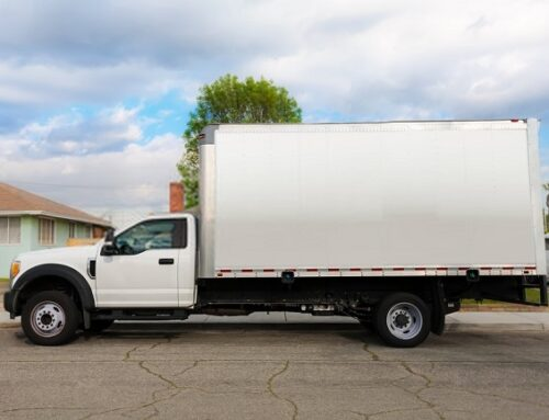 Choosing a Right Size Truck For Your Moving