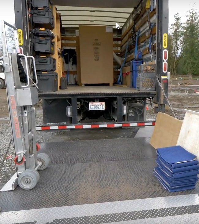 Commercial Office Movers
