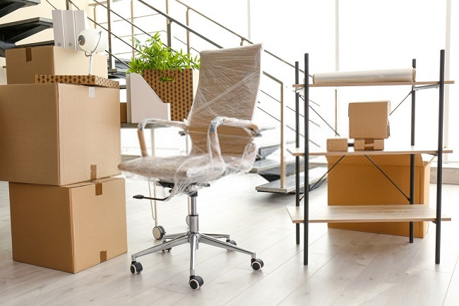 top class corporate office movers