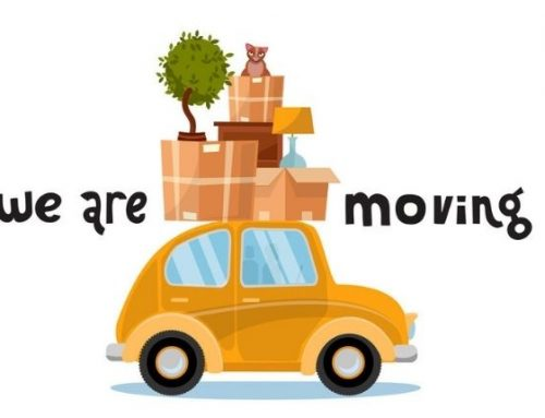 How to Moving Your vintage care!